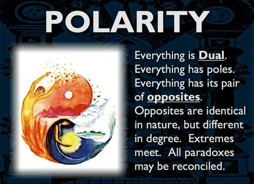 POLARITIES – Part 1