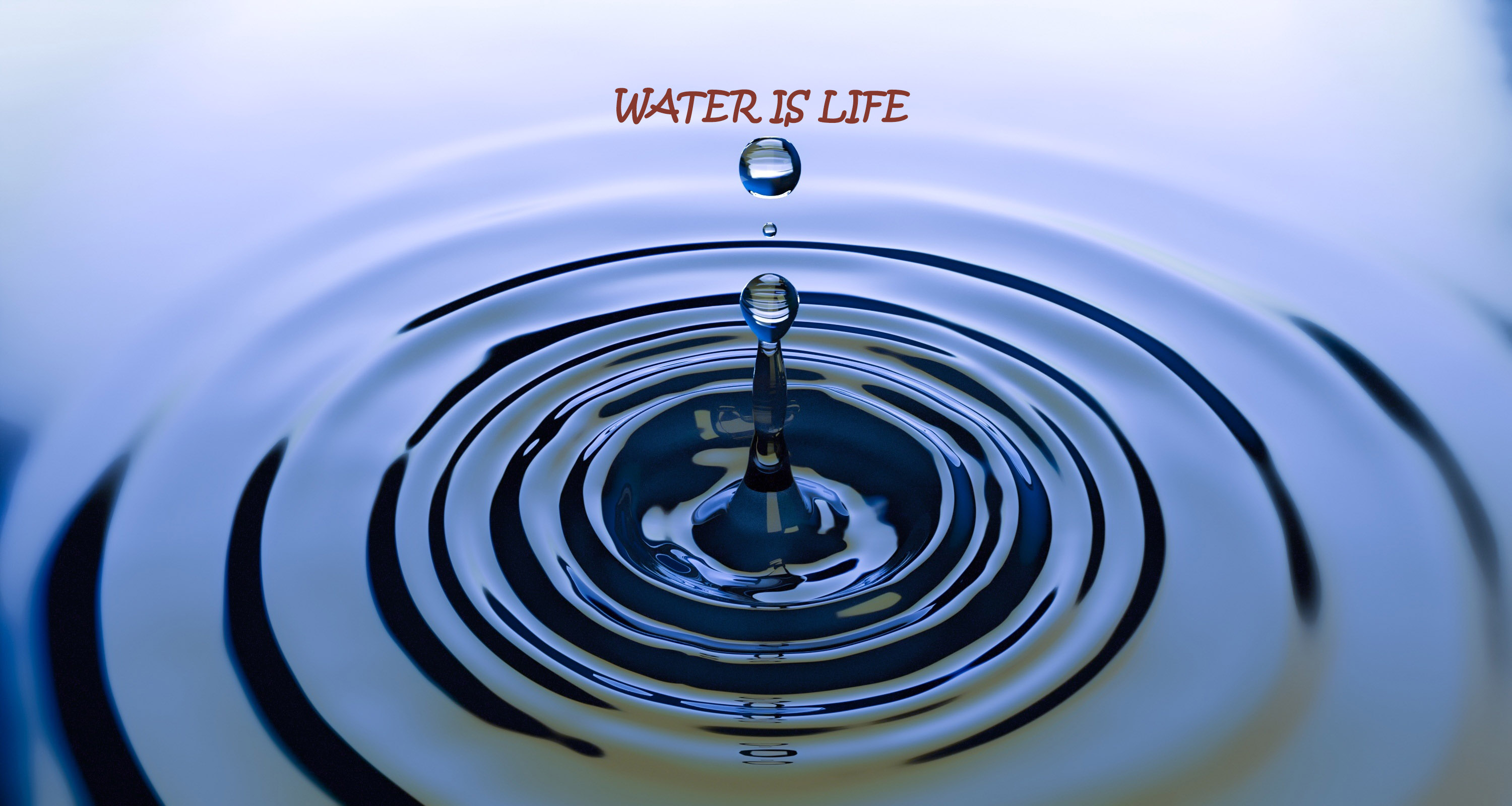 Living Water  ~Primordial Information Substrate